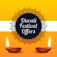 hindu diwali festival sale background