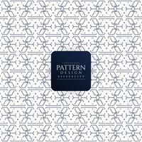 Abstrait motif géométrique sans soudure