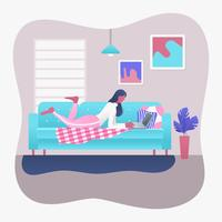 Cosy Settings Vector