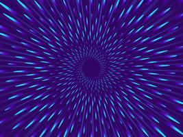 Arrière-plan de lignes de mouvement d'explosion de vitesse de gradient coloré