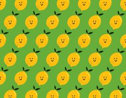 happy lemon pattern