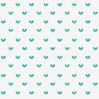 diseño de patrón de pequeños corazones lindos