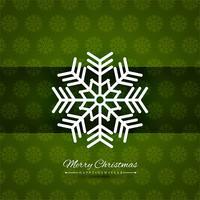 Bunter Hintergrundvektor der frohen Weihnachtsgrußkarte