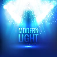 Abstract modern light background