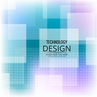 Abstract technology colorful background