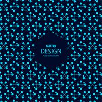 Abstract decorative seamless pattern design
