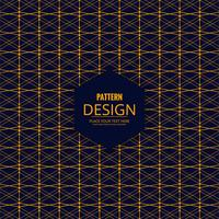 Abstrakt dekorativ sömlös mönster design