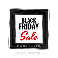 Fundo de venda sexta-feira negra abstrata