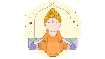 Boeddha Vector