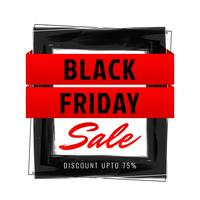 Abstrakt svart fredag försäljning bakgrund