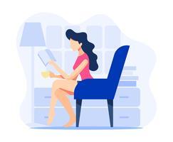 Cozy Settings Illustration
