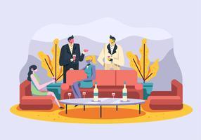 Festas e Reuniões