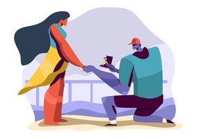 Förlovningsförslag