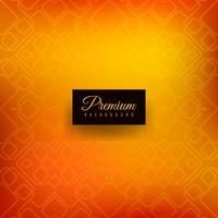 Fondo de vector vintage premium brillante Resumen