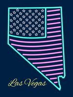 Beautiful Las Vegas Vectors