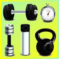 Realistic Gym Tools