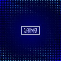 Abstract dark blue mosaic background
