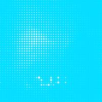 Abstract blue halftone background