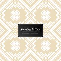 Abstract seamless pattern geometric design background