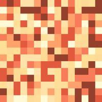 Fond abstrait mosaïque colorée