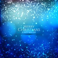 Abstrato brilhante fundo de feliz Natal