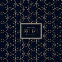 artistic geometric style dark line pattern background