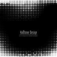 Abstrakter Halbton Design Hintergrund