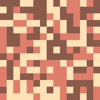 Abstrakt färgrik mosaikblock bakgrund
