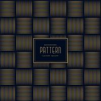 Elegantes líneas horizontales y verticales patrón de fondo