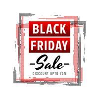 Fondo de venta de viernes negro abstracto