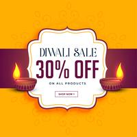 happy diwali sale and offer template