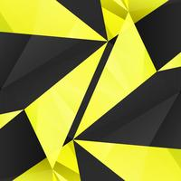 Abstract stylish bright polygonal background