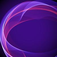 Abstract wave style design background