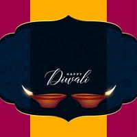 hindu diwali sale greeting design with text space