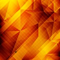 Abstract decorative polygon background
