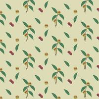 Chestnut Tree Pattern