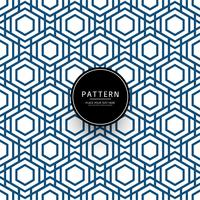 Elegant seamless geometric pattern background