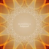 Abstract decorative luxury mandala background
