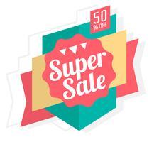 Super Verkauf