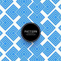 Modern geometric pattern blue background