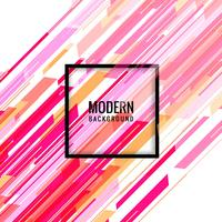 Modern geometric lines background