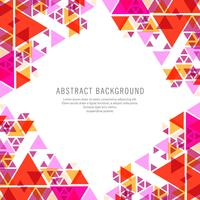 Beautiful colorful geometric polygon background