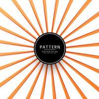 Fondo de patrón de rayos modernos