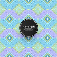 Modern colorful geometric pattern design