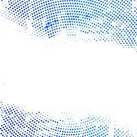 Modern circular colorful halftone vector background