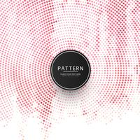 Modern halftone colorful pattern background