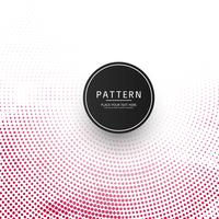 Modern colorful halftone dots pattern background