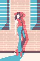 Bell Bottoms Vector