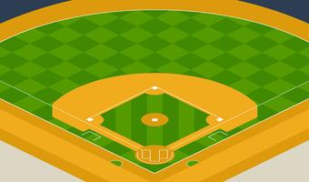 Baseball-Park-Illustration