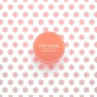 Abstract colorful floral pattern background vector